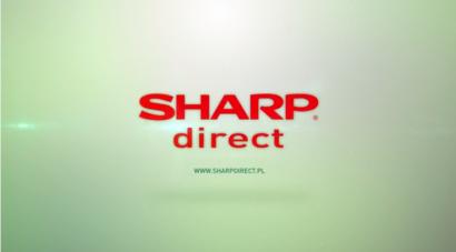 Sharp Direct intro – Oczyszczanie i nawilżanie powietrza