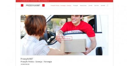 Przesyłki 987 – Przesyłki Polska – Szwecja – Norwegia